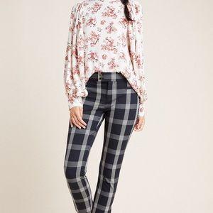 Anthro The Essential Slim pants